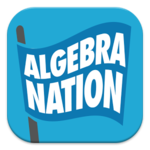Algebra Nation Icon