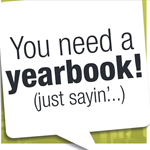 You need a yearbook! (just sayin')